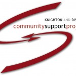 Knighton Community Support logo