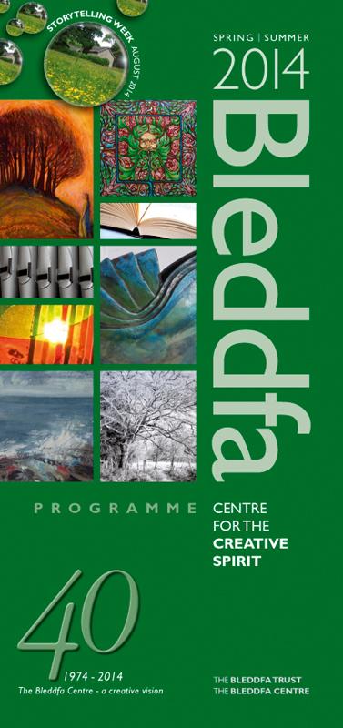 Bleddfa 2014 Programme 1 - Spring Summer - OFC